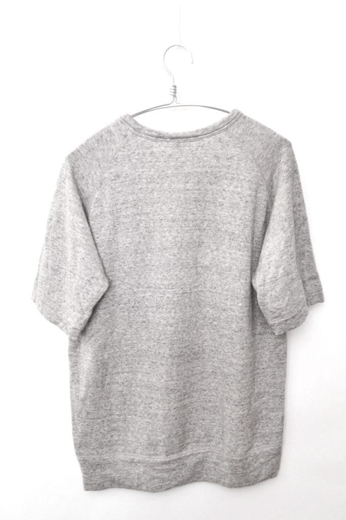 粗杢ツイルループスーパーソフト ラグランスウェットシャツの買取実績画像
