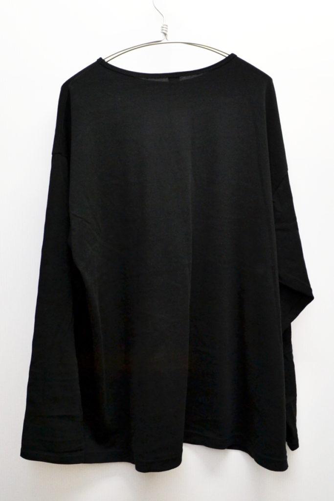 2019AW/ハンドモチーフプリント天竺 BIGロングTシャツの買取実績画像