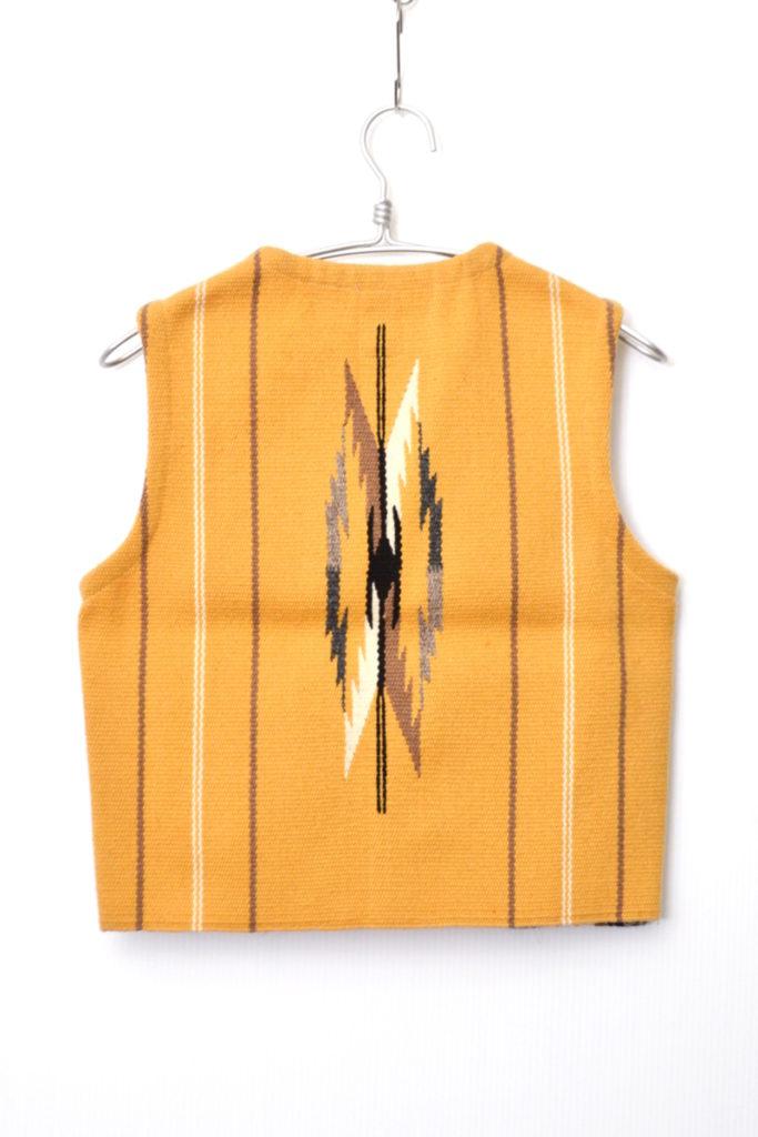 ウール サイド ストライプ チマヨベストの買取実績画像