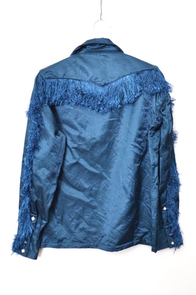 Fringe Cowboy Shirt フリンジ ウエスタンシャツの買取実績画像