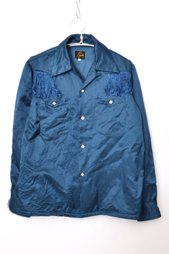 Fringe Cowboy Shirt フリンジ ウエスタンシャツ