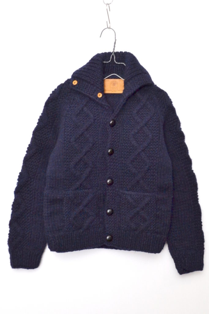 Cowichan Cardigan Sweater カウチンセーター カーディガン