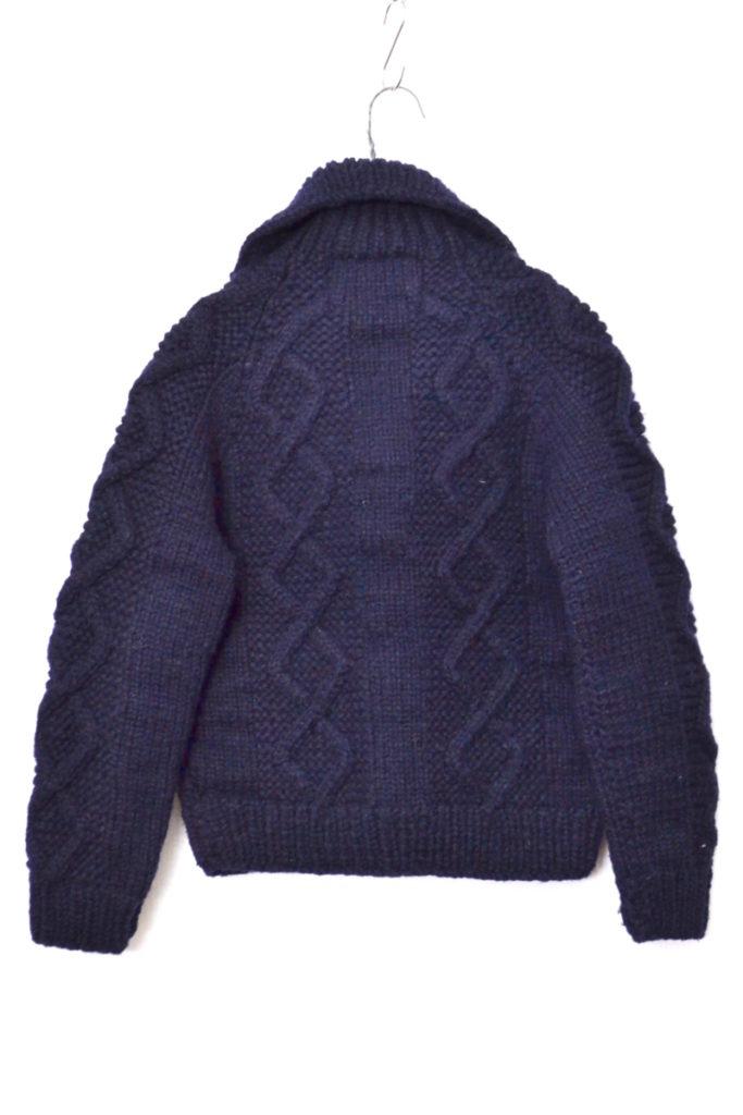 Cowichan Cardigan Sweater カウチンセーター カーディガンの買取実績画像