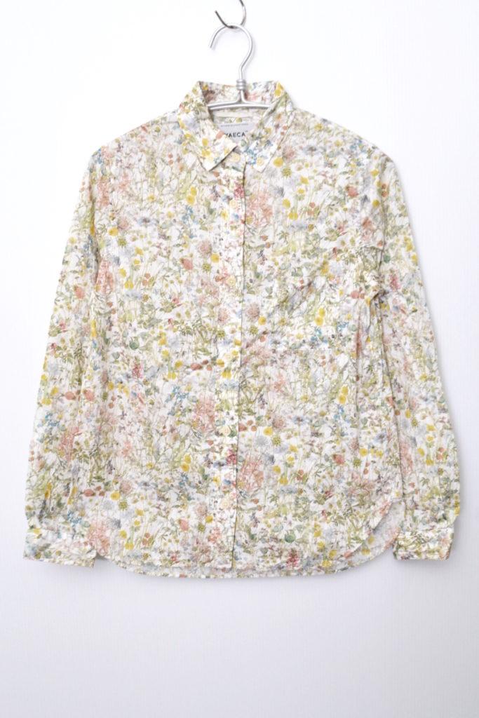 shirt bd collar リバティ ボタンダウンシャツ