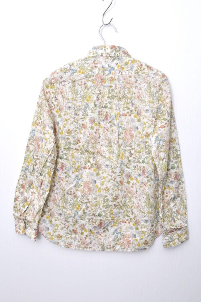 shirt bd collar リバティ ボタンダウンシャツの買取実績画像