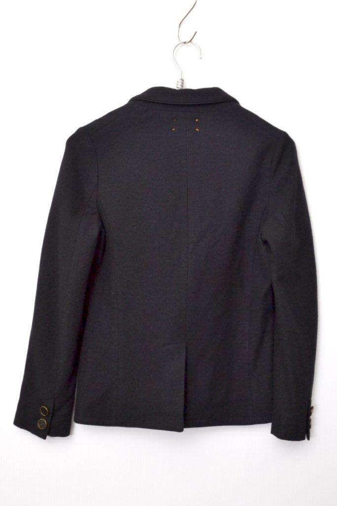 jacket ウールフランネル ダブル テーラードジャケットの買取実績画像