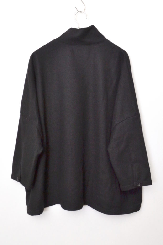 Boiled Wool High Neck Wide Knit ウール ハイネック ワイド ニットの買取実績画像
