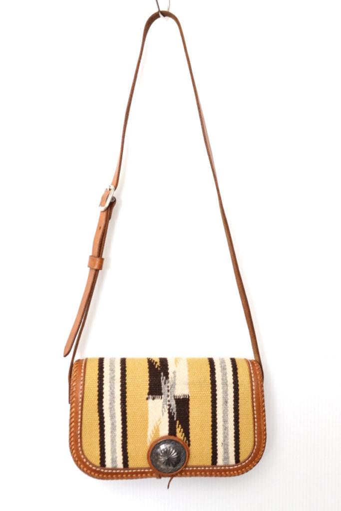 shoulder bag W/ORTEGA'S オルテガ ショルダーバッグの買取実績画像