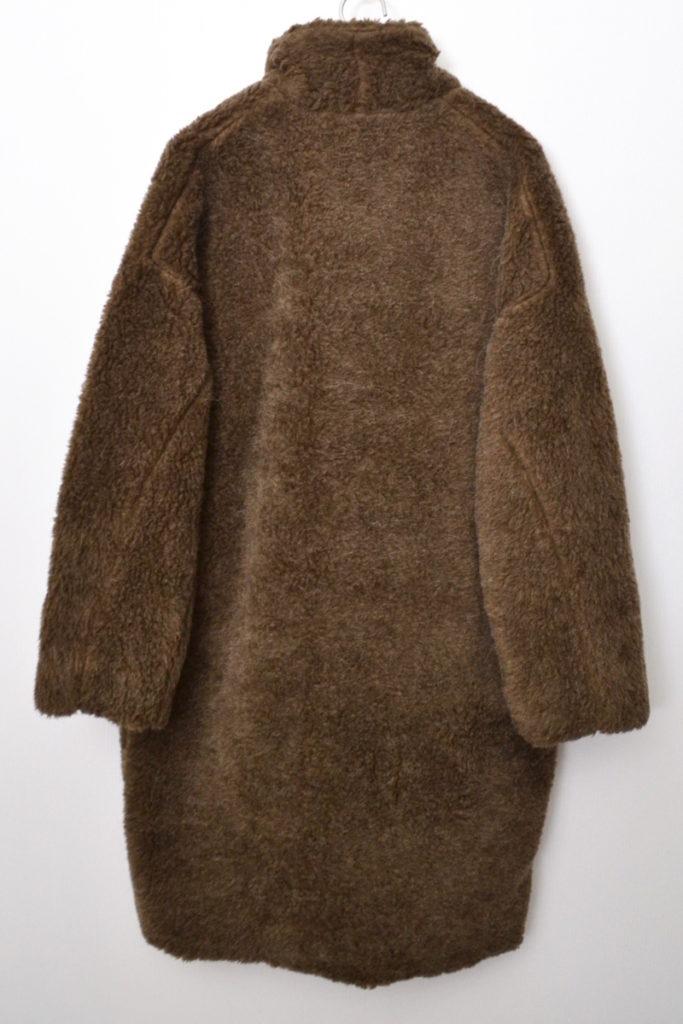 ALPACA WOOL CHESTER COAT アルパカウール チェスターコートの買取実績画像