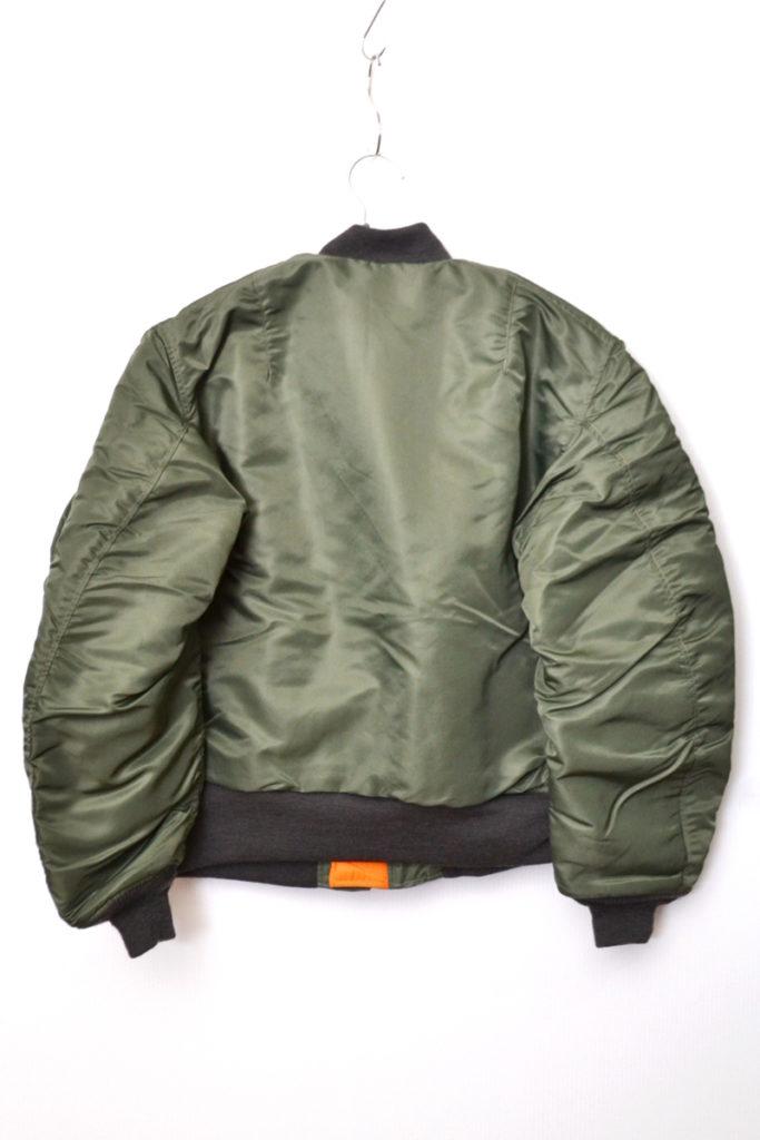 MA-1 D-TYPE MA1 リバーシブル フライトジャケットの買取実績画像