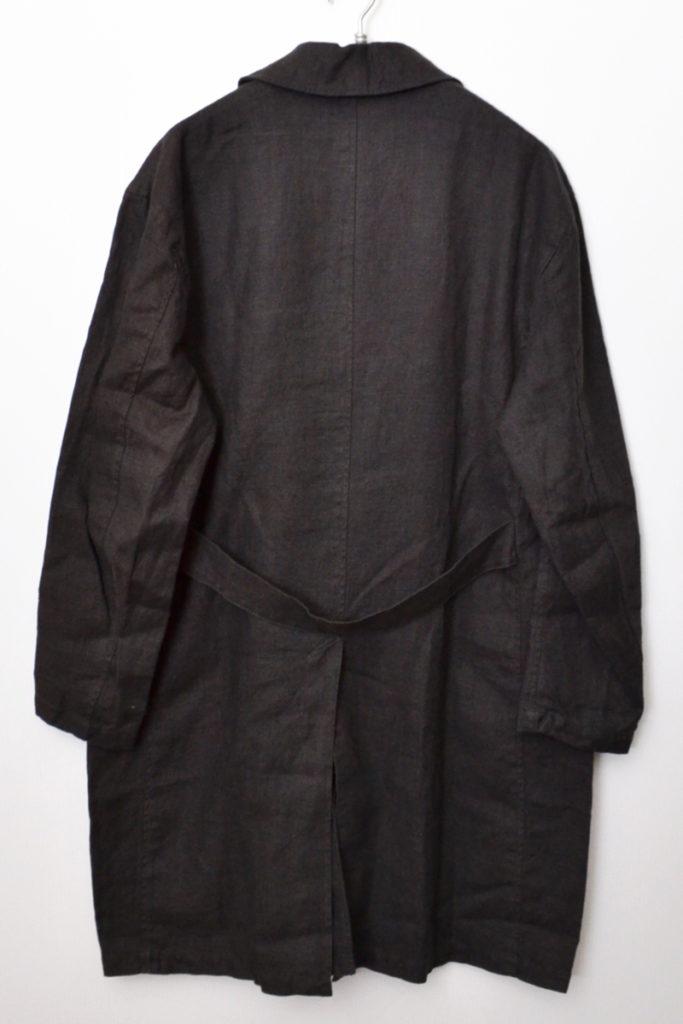 LINEN CANVAS DUSTER COAT リネンキャンバス ダスターコートの買取実績画像