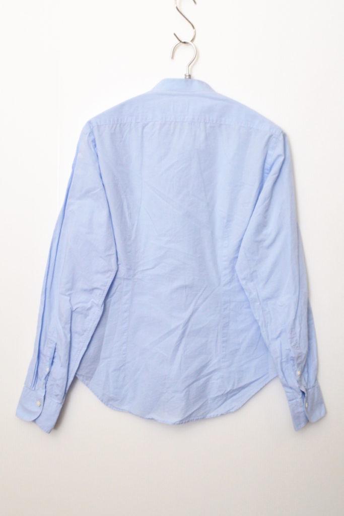 コットンポプリン ウイングカラー ドレスシャツの買取実績画像