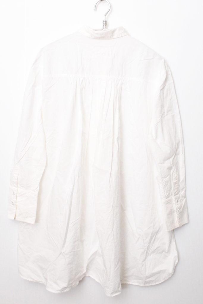 haddow/ポケット付き ラウンドカラー シャツ ブラウスの買取実績画像
