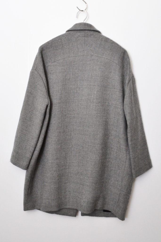 ウール ステンカラー コートの買取実績画像