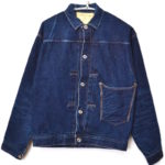 LARRY'S COLLECTION/Nonpareil Browse Jacket 1st デニムジャケット
