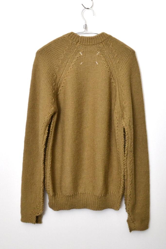 2016AW/ ローゲージニット クルーネックセーターの買取実績画像