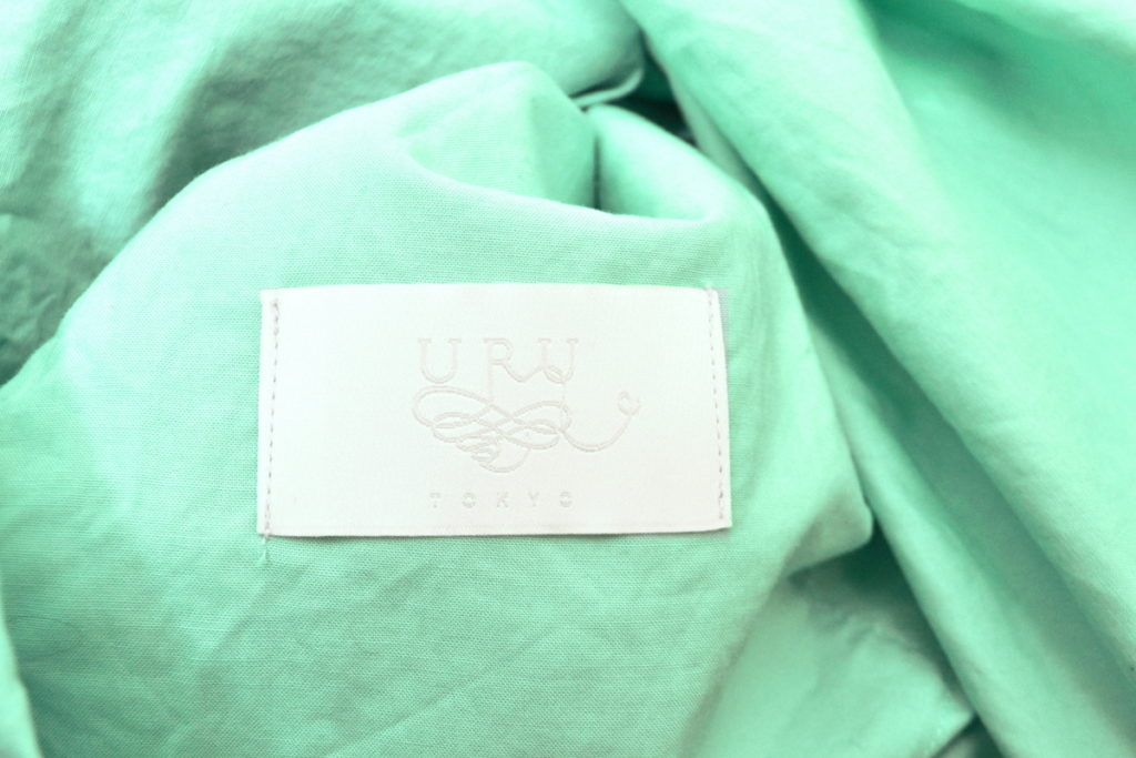 2017SS/ OVERSIZED CROP TOP SHIRT オーバーサイズ クロップドシャツの買取実績画像