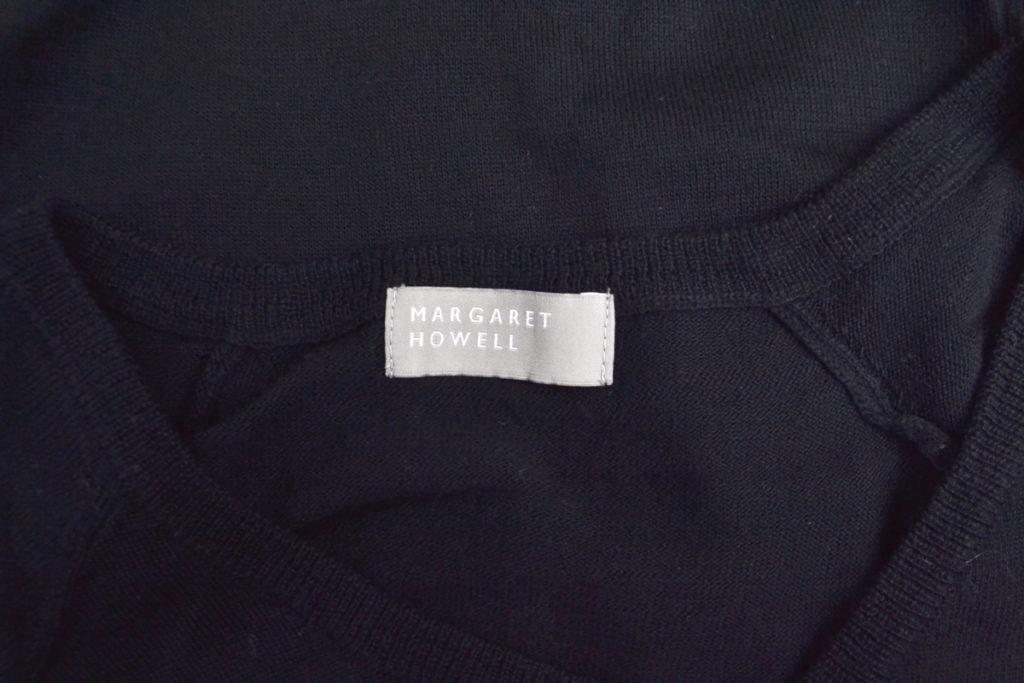ハイゲージ Vネックニット セーターの買取実績画像