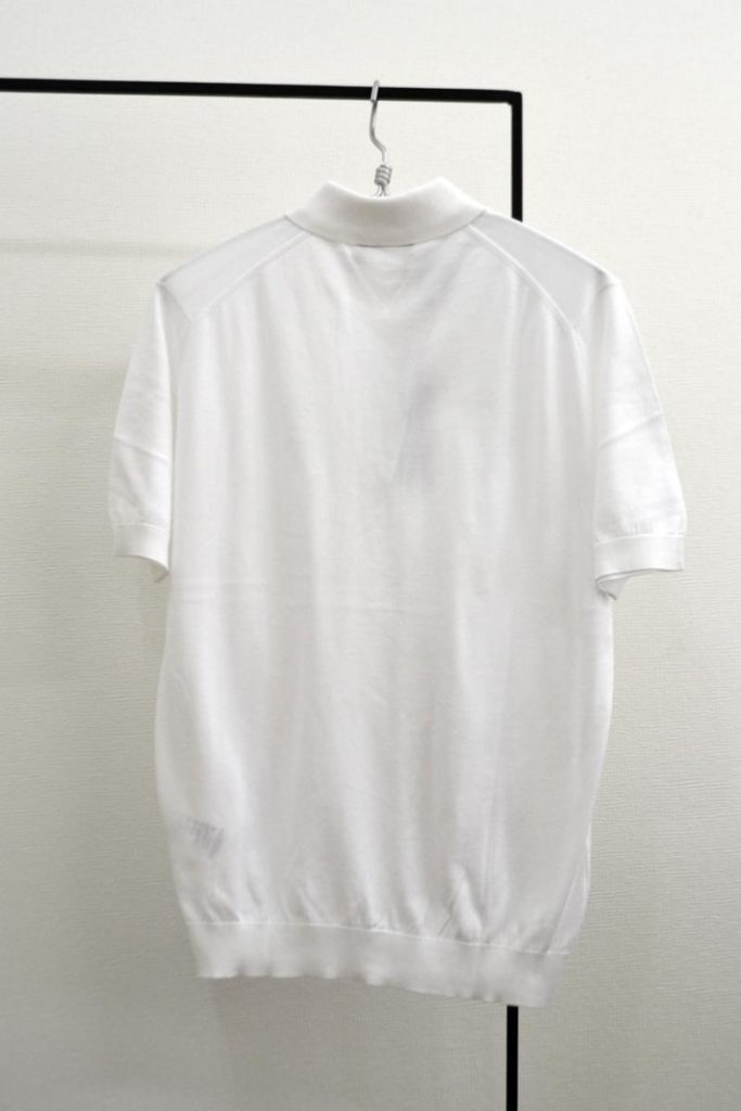 S3715 MENS SHIRT FC SS ニット ポロシャツの買取実績画像