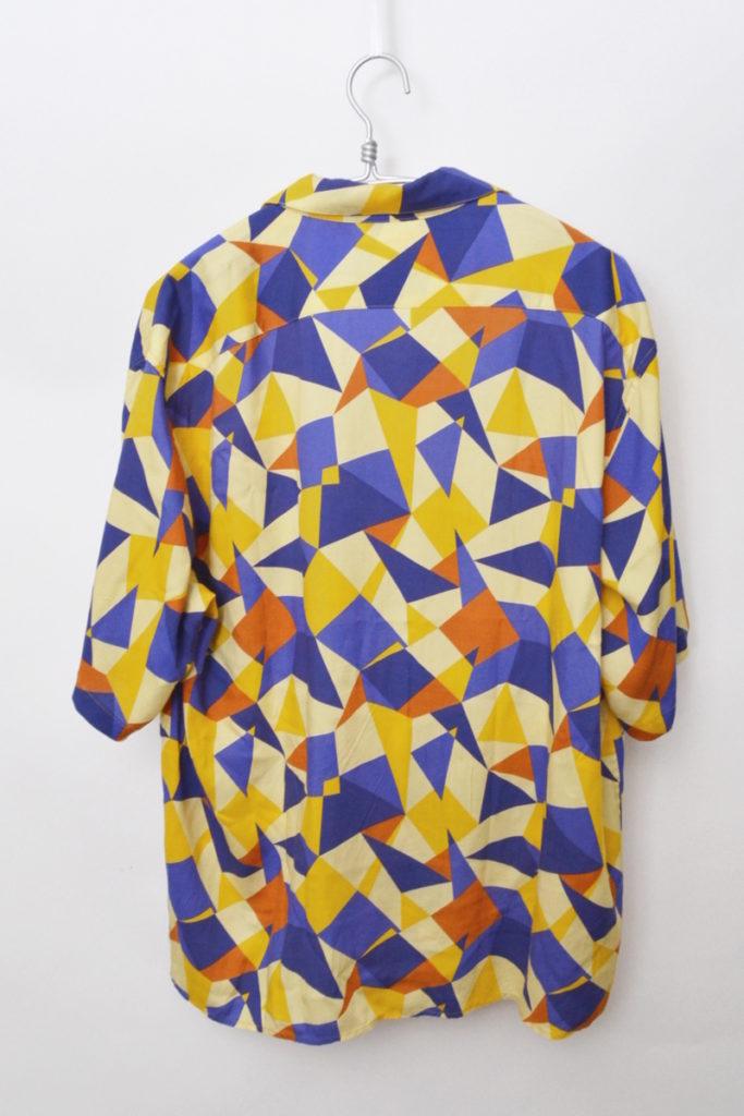 2019SS/ストラクチャーパターンオープンカラーシャツの買取実績画像