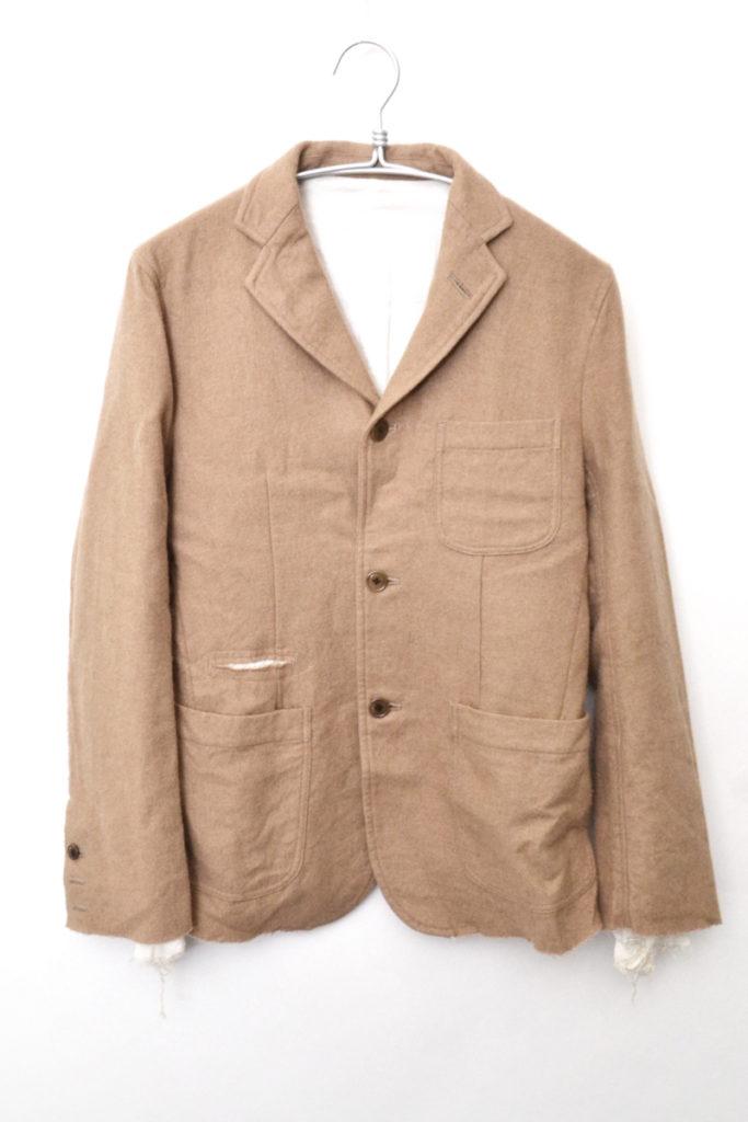 2013AW/camel sports jacket キャメル スポーツジャケット
