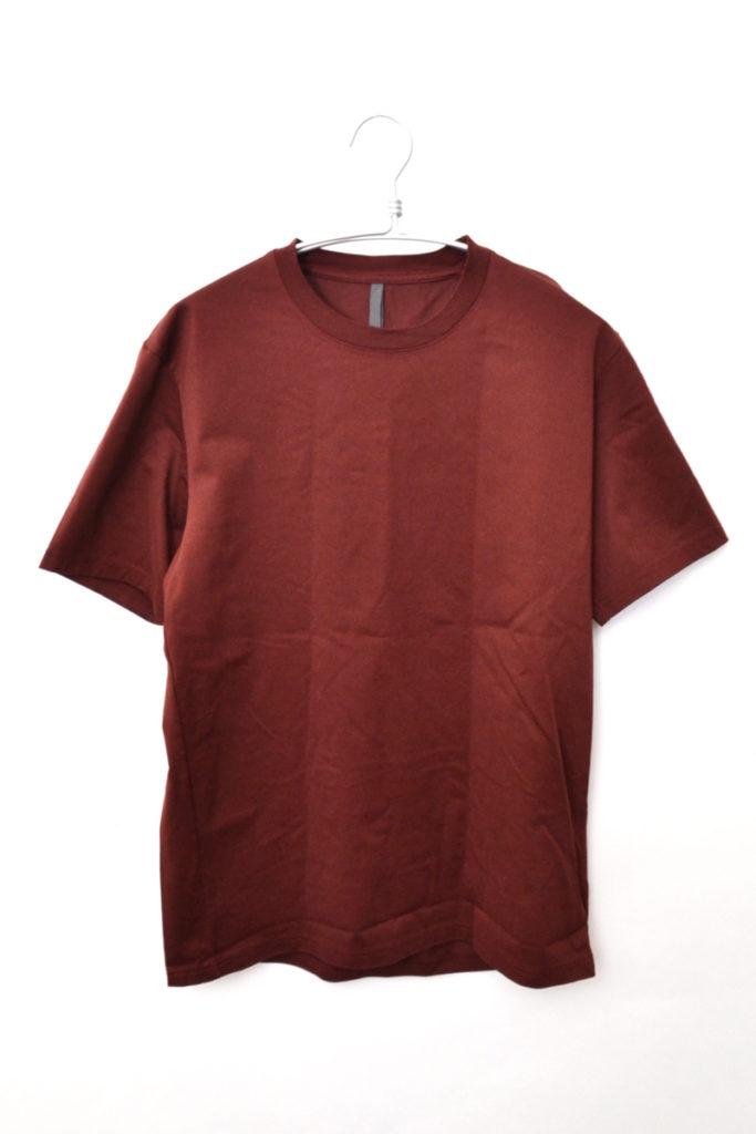 2019SS/60/2/ギザシルキー天竺クルーネックS/S Tシャツ