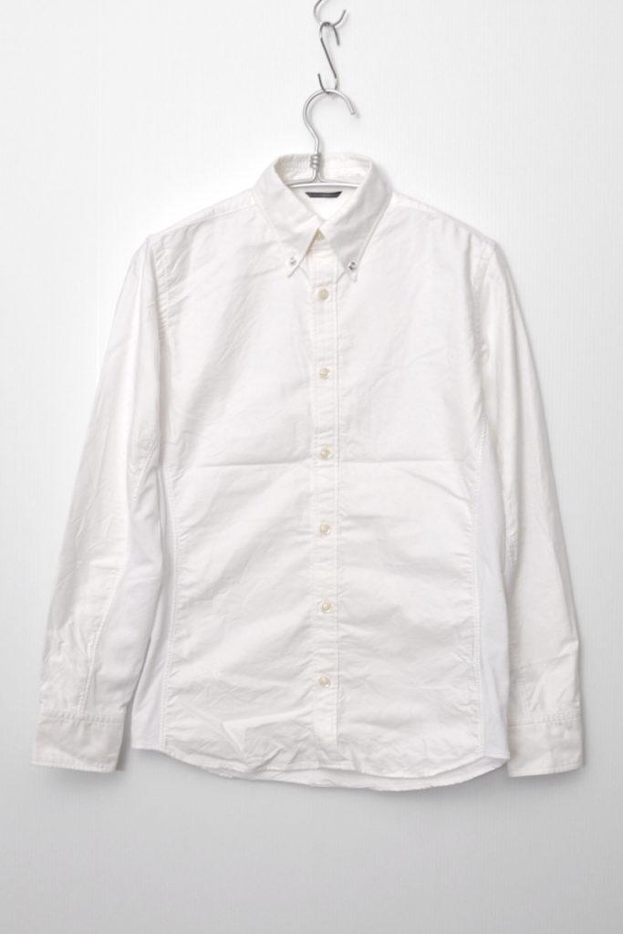 SIDE JERSEY SHORT B.D SHIRT サイドジャージー BDシャツ