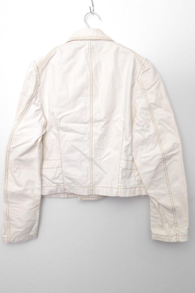 AD2006 07SS/コットンツイル ライダースジャケットの買取実績画像