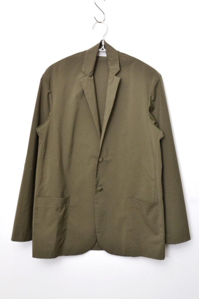 ナイロンストレッチ テーラードジャケットの買取実績画像
