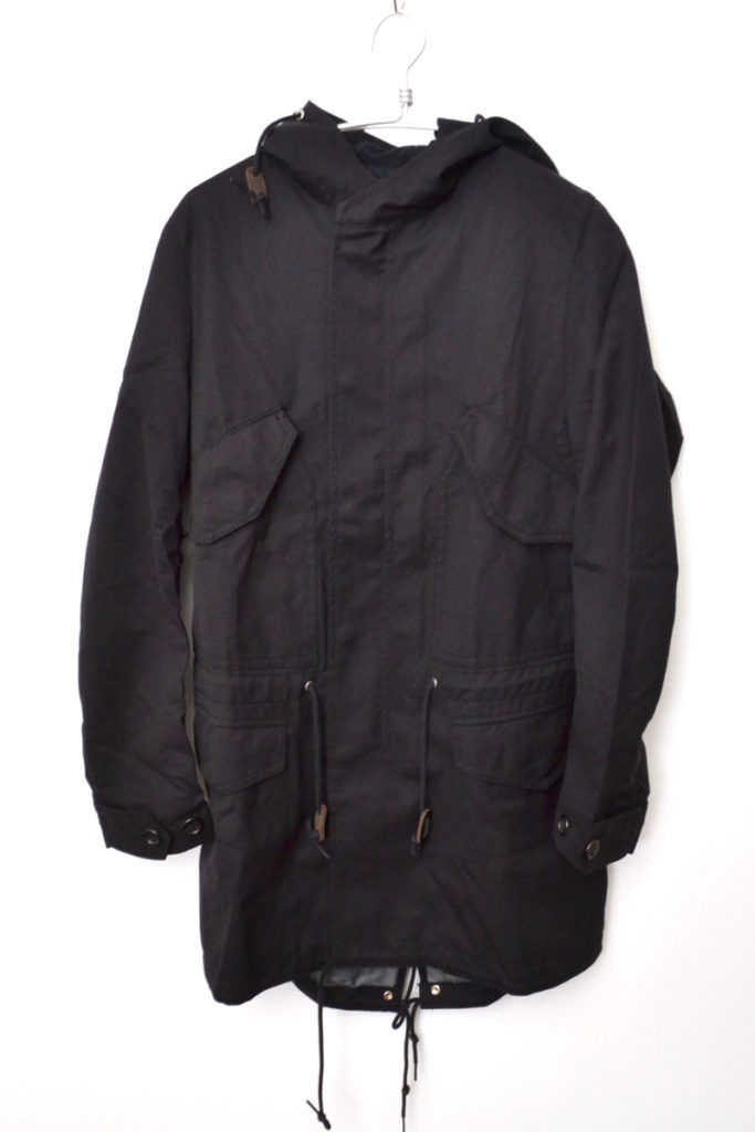 AD2010 10AW/ GORE WINDSTOPPER モッズコート