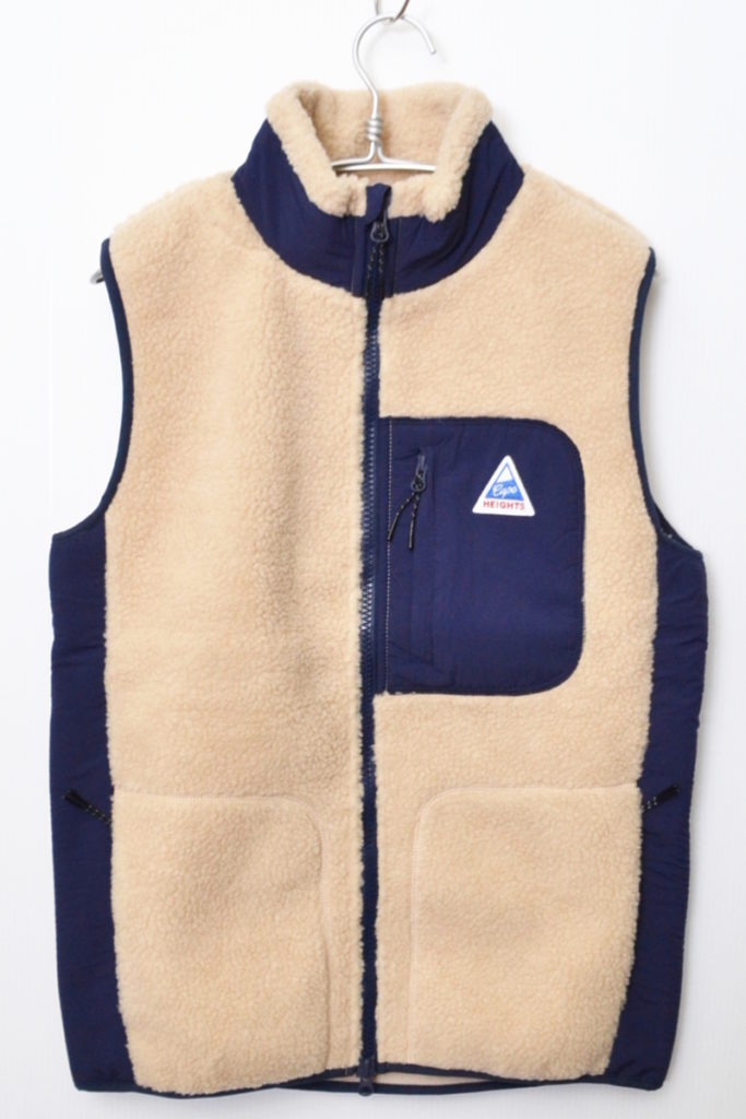 STAVELY Fleece Vest フリースベスト