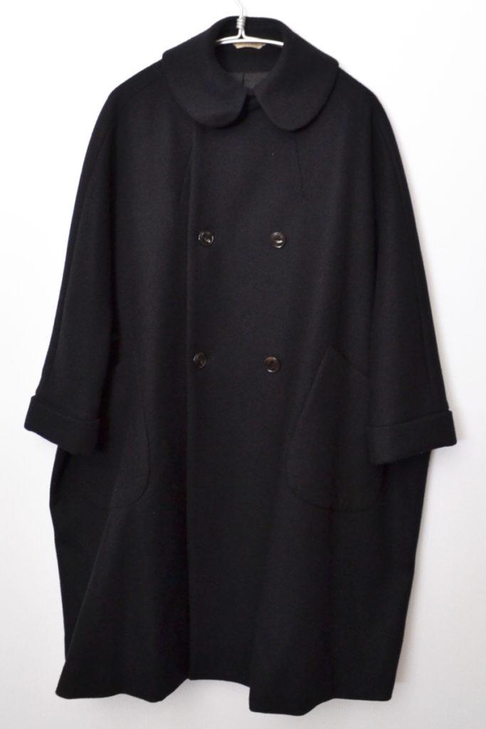 2018AW/スモールカラー バルーン コート