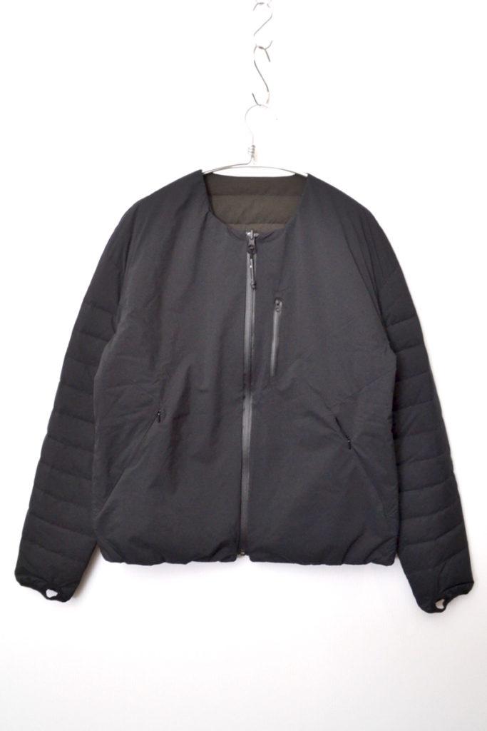 × NANGA ◆ 2108AW/ リバーシブル インナー ダウン ジャケット