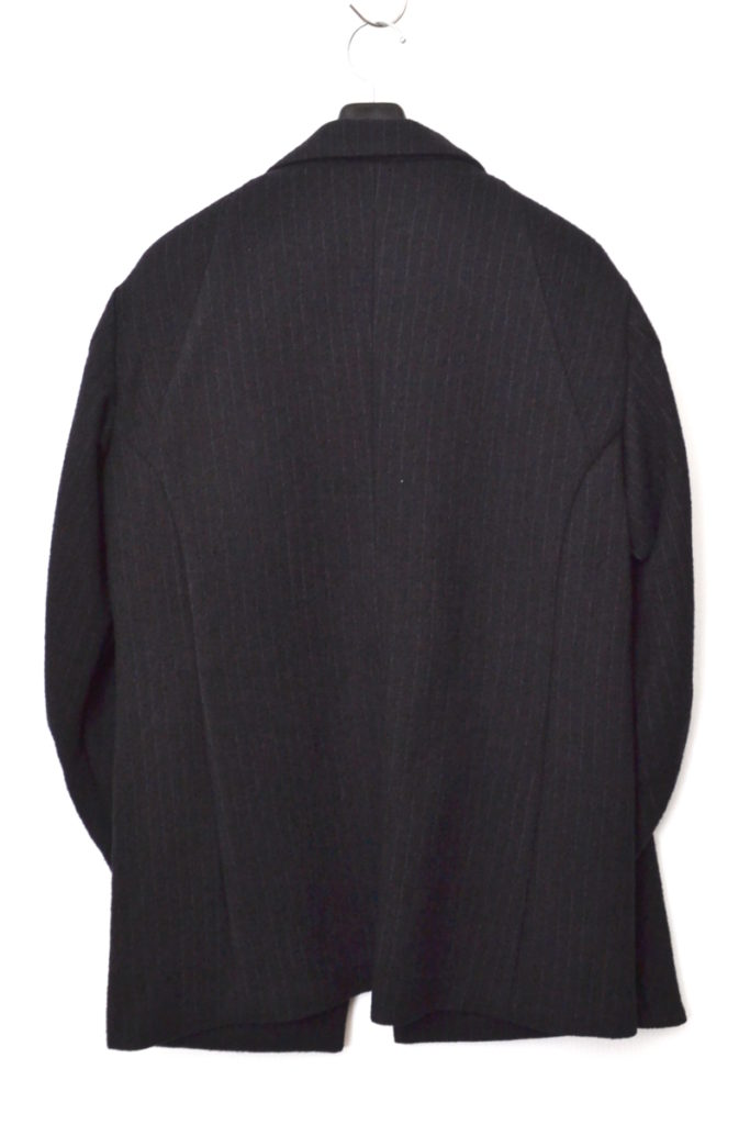 2017AW/Dual-layered Wool Stripe Jacket ウール ピンストライプ ジャケットの買取実績画像