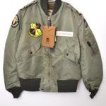 BR14440 Type L-2B H-TYPE PATCH パッチカスタム フライトジャケット