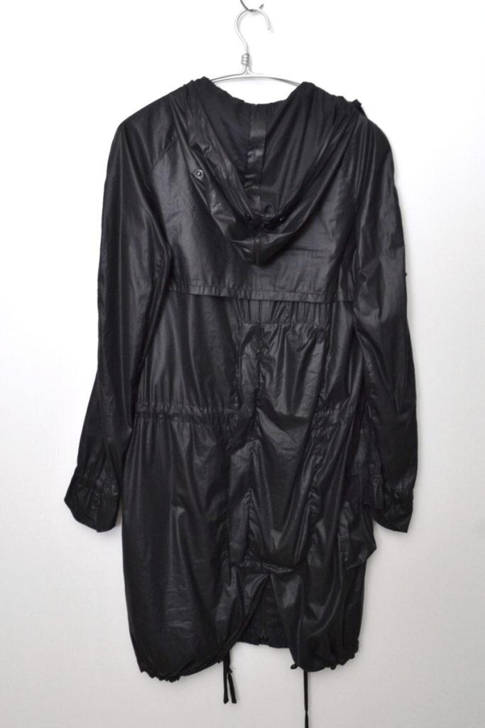 ポリエステル 変形デザイン フード付きロングジャケット モッズコートの買取実績画像