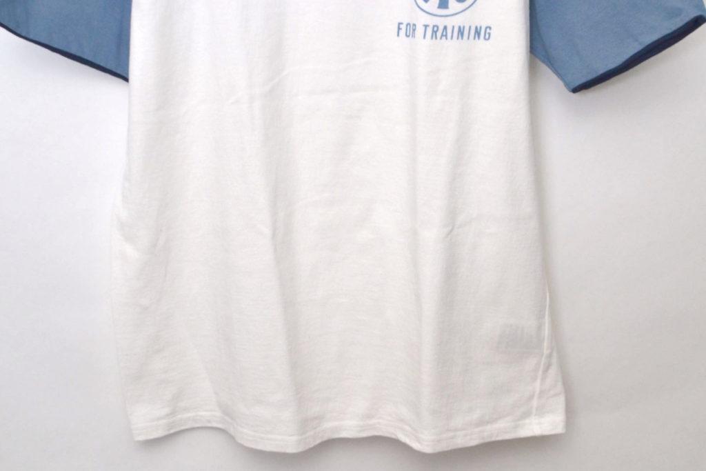TRAINING TEE トレーニングTシャツ
