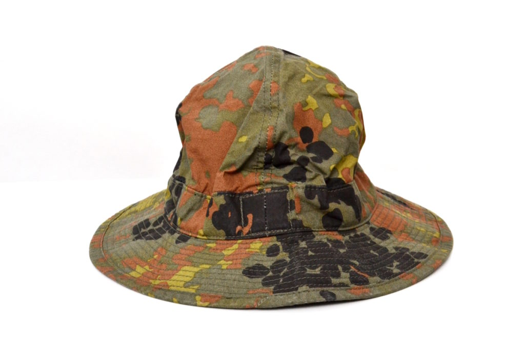 US NAVY HAT Dot.Camouflage カモフラージュ柄 ハットの買取実績画像