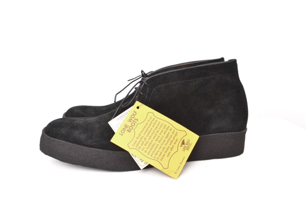 PLAYBOY BOOTS LONE WOLF BOOTS ナチュラルラバーソール ロンウルフ ブーツの買取実績画像