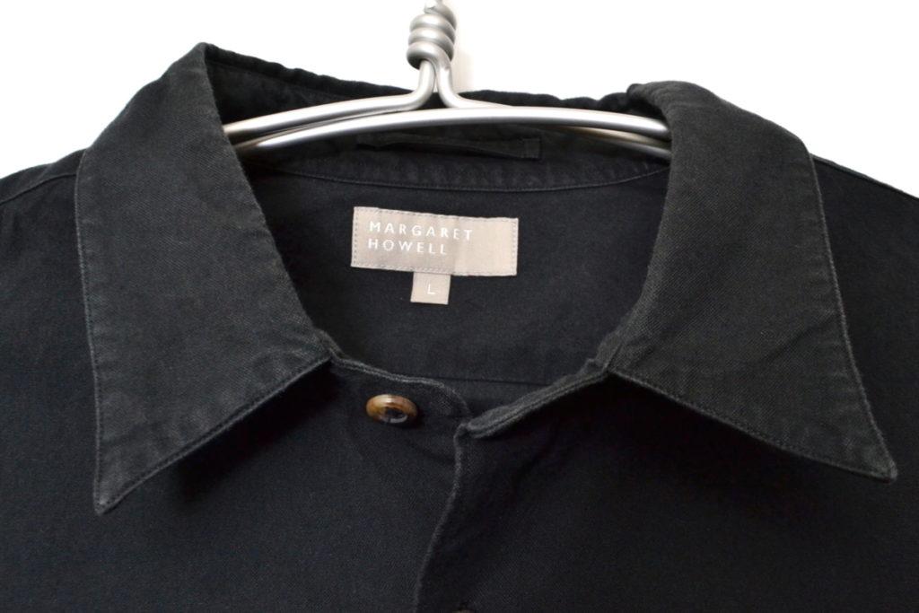 コットン ウール 長袖 シャツの買取実績画像