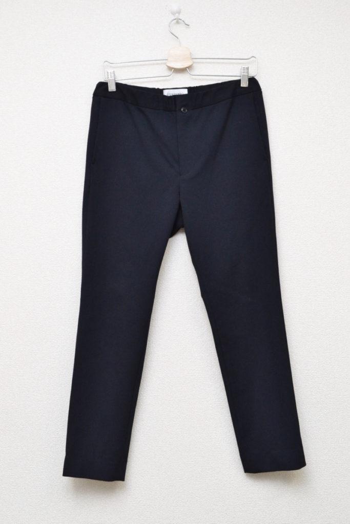 2017SS/2way Pants slim スリム 2WAY イージーパンツ