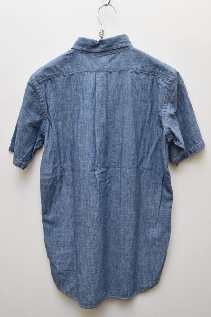 CHAMBRAY SHIRT S/S 半袖 シャンブレーシャツの買取実績画像