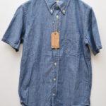 CHAMBRAY SHIRT S/S 半袖 シャンブレーシャツ