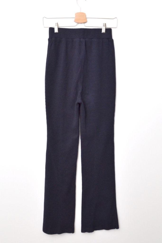 2019/ コットン Rib Knit パンツの買取実績画像