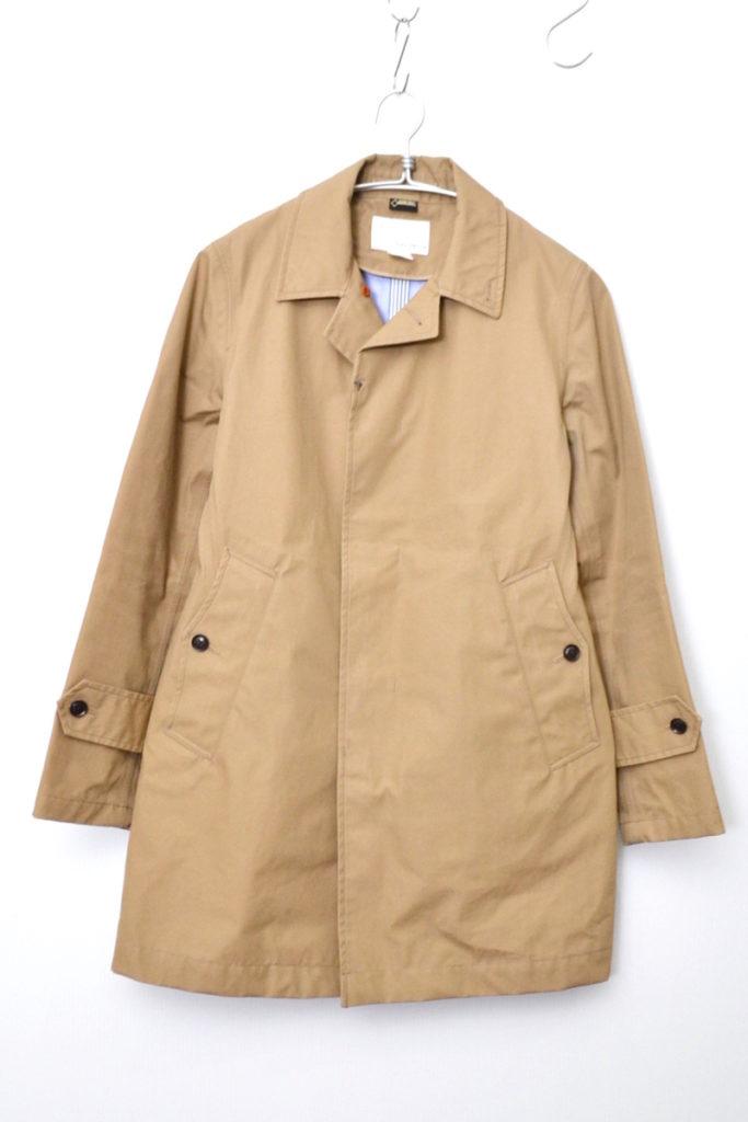 2018AW/ GORE-TEX Soutien Collar Coat ゴアテックス ステンカラー コート