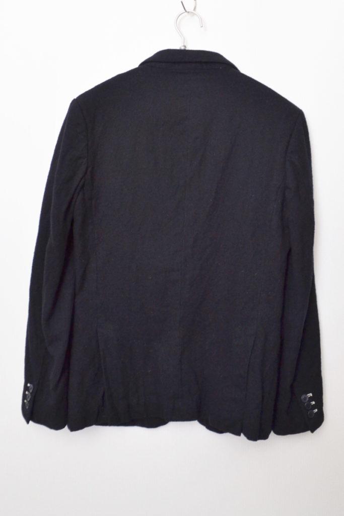 D2013 13AW/製品染めウール縮絨ジャケットの買取実績画像