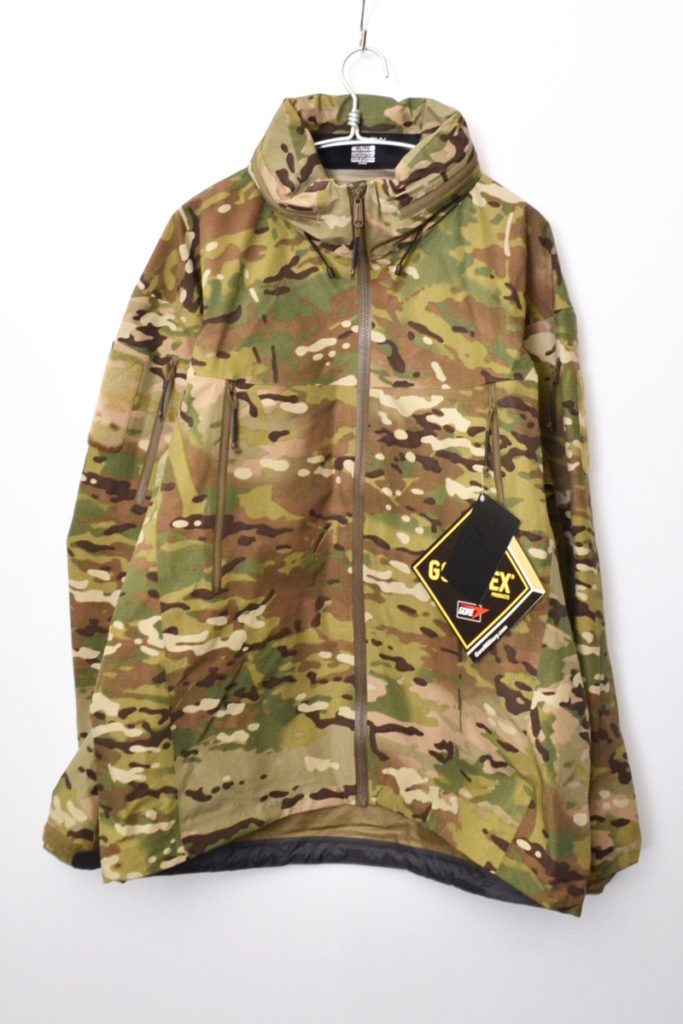 LEAF/Alpha Jacket Men's MultiCam GEN2 アルファジャケット