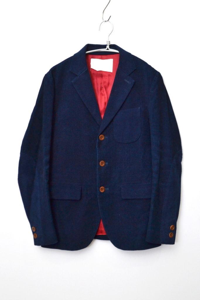 コーデュロイ テーラード ジャケットの買取実績画像