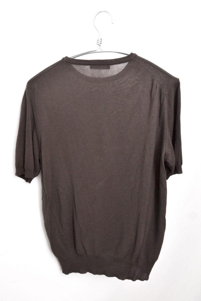BEAMS F/半袖コットンニット Tシャツの買取実績画像