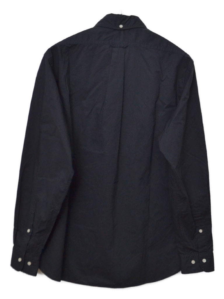 2015AW/ MTR-1928 ポプリン 動物 刺繍 B.D Shirt 長袖 シャツの買取実績画像